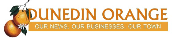 The Dunedin Orange Logo